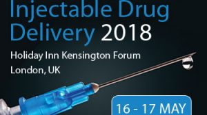 From the Pre-filled Syringes Portfolio, SMi Presents: Injectable Drug Delivery 2018