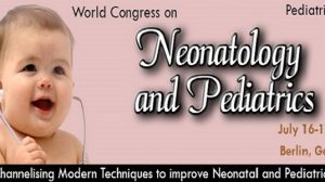 World Congress on Neonatology and Pediatrics