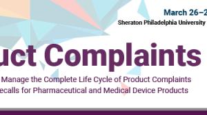 2nd Product Complaints Forum