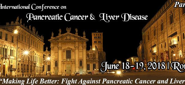 3rd International Conference on Pancreatic Cancer and Liver Diseases