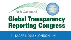 Global Transparency Reporting Congress