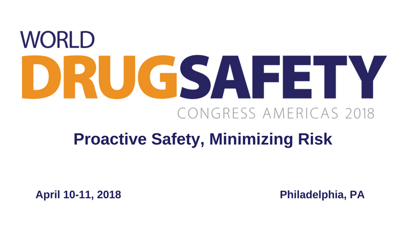 World Drug Safety Congress Returns to Philadelphia April 10-11