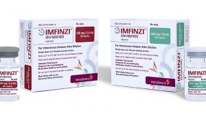 Groundbreaking lung cancer approval a big boost for AZ's Imfinzi