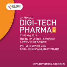 2ND ANNUAL DIGI-TECH PHARMA 2018