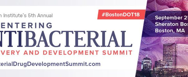 Fifth Annual Re-Entering Antibacterial Discovery and Development Summit