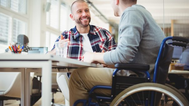 Can people with Duchenne be in charge of their own lives?