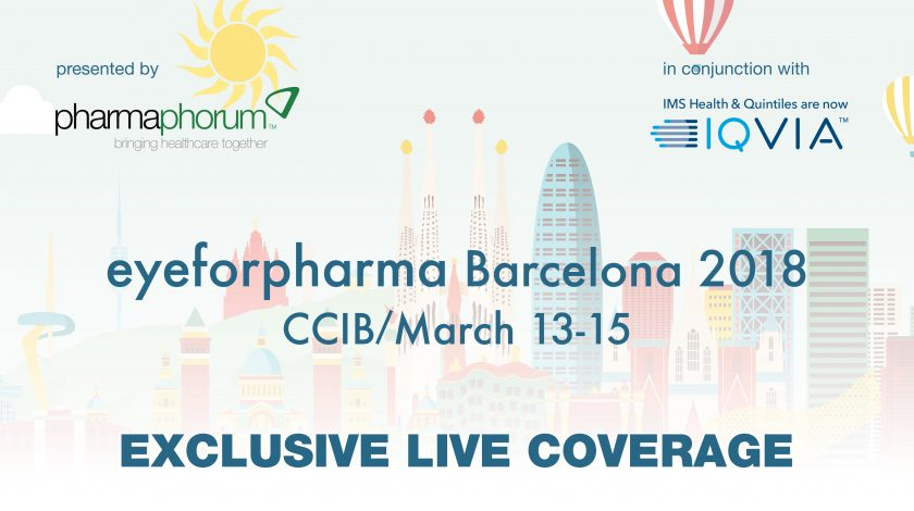 Exclusive: Coverage from day one of eyeforpharma Barcelona 2018