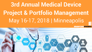 3rd Annual Medical Device Project and Portfolio Management