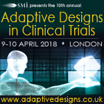 SMi's Adaptive Design in Clinical Trials – 4 days to go
