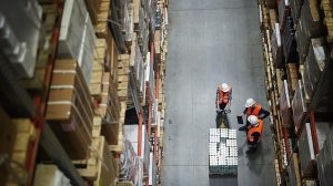 Gaining a clear view of supply chain visibility