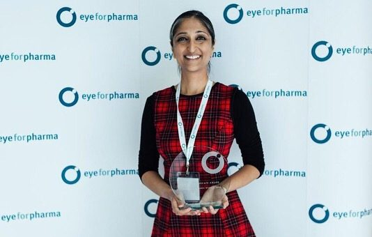 MS patient advocate hopes for pharma engagement after award