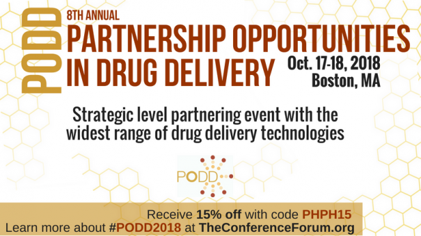 Partnership Opportunities in Drug Delivery