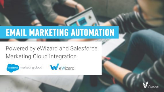 Digital marketing automation with eWizard and Salesforce Marketing Cloud integration