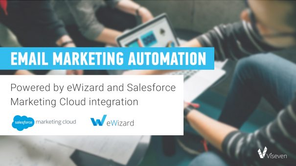 Digital marketing automation with eWizard and Salesforce Marketing Cloud integration