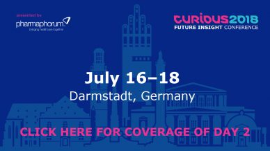 Exclusive Live coverage: Curious2018 Future Insight: Day 2