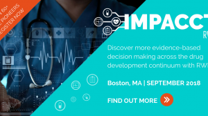IMPACCT:RWE – Real-World Evidence Conference, Boston 2018