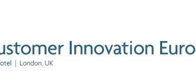 Marketing and Customer Innovation Europe Summit