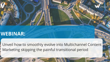 [WEBINAR] Evolve into Multichannel Content Marketing