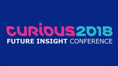 Curious2018: A thirst for innovation