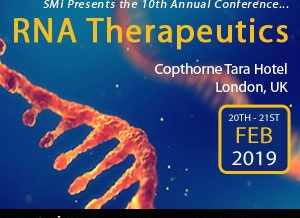 The 10th Annual RNA Therapeutics Returns to London this Feb!