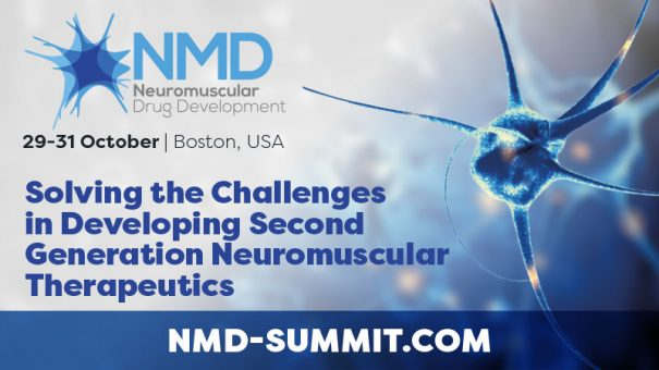 Industry's first dedicated Neuromuscular Drug Development (NMD) Summit