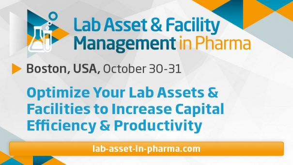 The first and only Lab Asset & Facilities Management in Pharma meeting