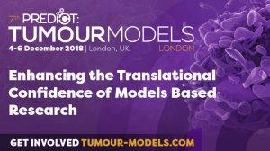 7th PREDiCT: Tumour Models London