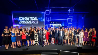 Bedrock, DDB and Insypher lead at PM Society Digital Awards 2018
