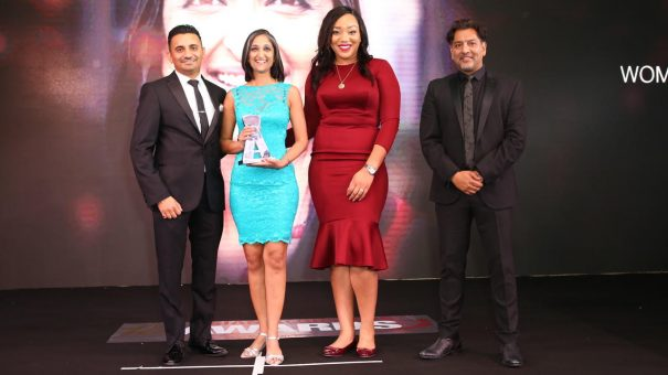 MS campaigner Trishna Bharadia scoops Woman of the Year award
