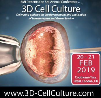 SMi's 3D Cell Culture announces key industry speakers and agenda released