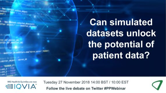 Can simulated datasets unlock the potential of patient data?