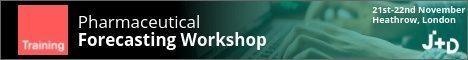 J+D Pharma Forecasting Workshop – London