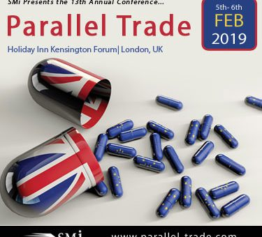 four weeks to go until Europe's only Parallel Trade event