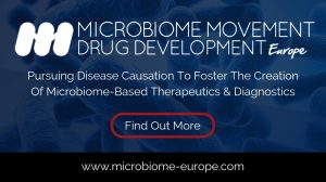 3rd Microbiome Movement – Drug Development Europe