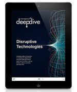 Deep Dive Disruptive Technologies in pharma