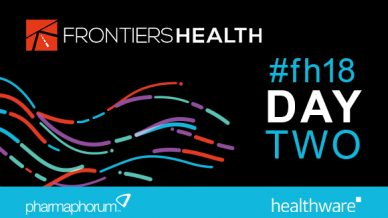 Frontiers Health 2018 Live Day Two