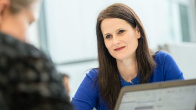 Susie Hackett and Effie Baoutis join HCA executive committee