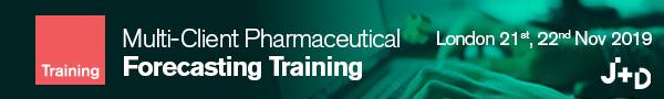 The Pharma Forecasting Workshop – Fundamentals of Forecasting, London