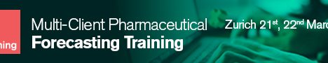 The Pharma Forecasting Workshop – Fundamentals of Forecasting, Zurich