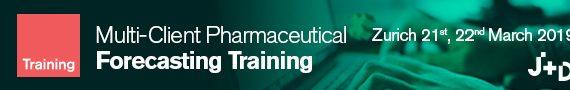 J+D Pharma Forecasting Workshop – Zurich