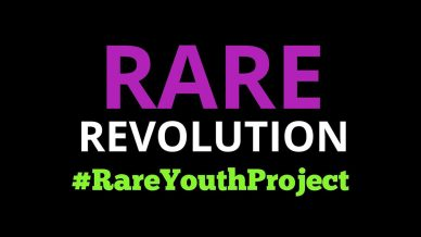 Rare Youth Project: Can you empower the next generation of rare disease advocates?