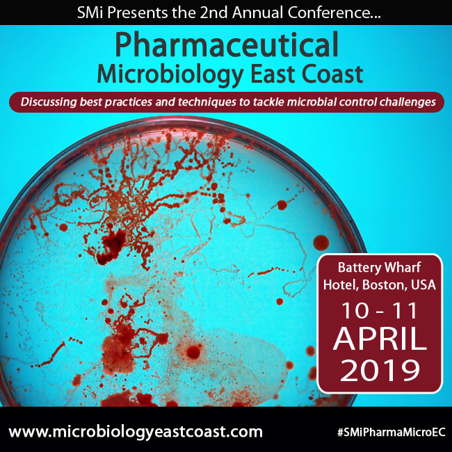 SMi's 2nd Annual Pharmaceutical Microbiology East Coast Conference