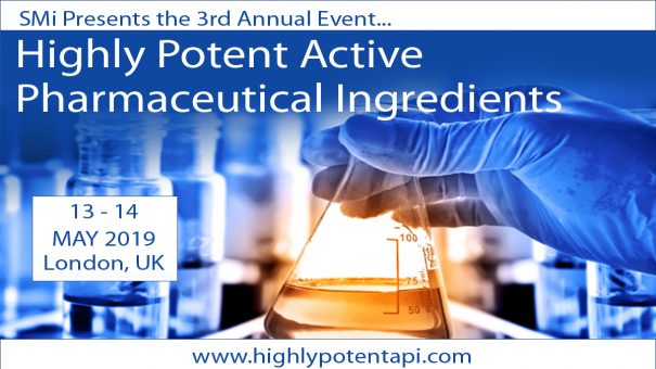 Highly Potent Active Pharmaceutical Ingredients (HPAPI) Conference