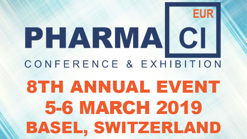8th Annual Pharma CI Europe Conference & Exhibition