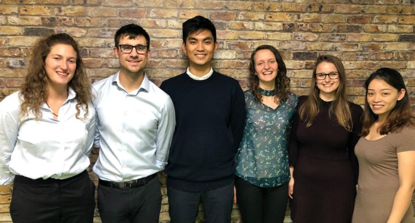 Lucid Group graduate intake 2019