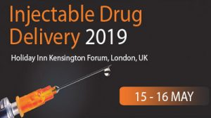 Only two weeks left until Injectable Drug Delivery Conference in London
