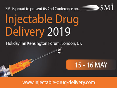 Conference Chair from MedinCell invites you to attend Injectable Drug Delivery Conference