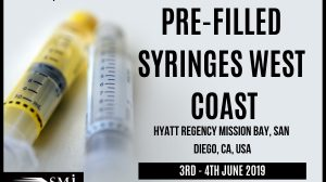 SMi Presents their 4th Annual Pre-Filled Syringes West Coast Conference 2019