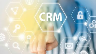 An integrated CRM saves time, money and drives sales efficiency