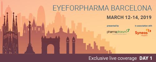 EyeForPharma Barcelona 2019 Banner Day 1